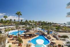 3. HGT Hotel pools (Medium)