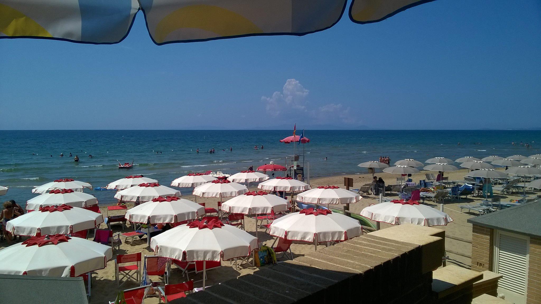 Bagno Eden Beach
