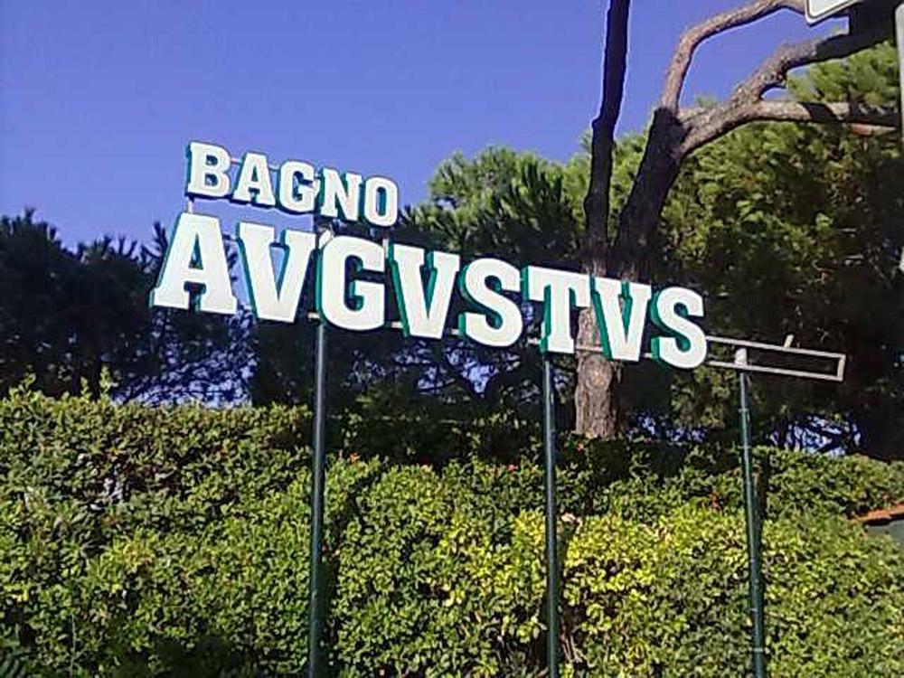 Bagno Augustus Lido