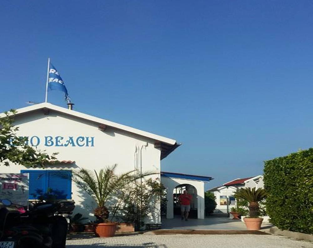 Bagno Remo Beach