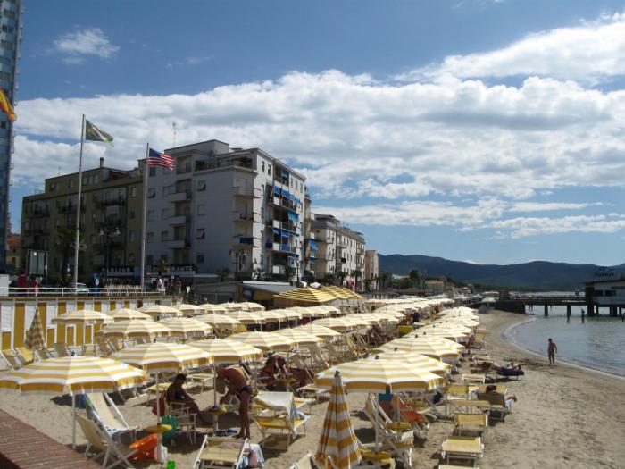 Bagno Conchiglia Follonica : Bagno la conchiglia u2013 handy superabile