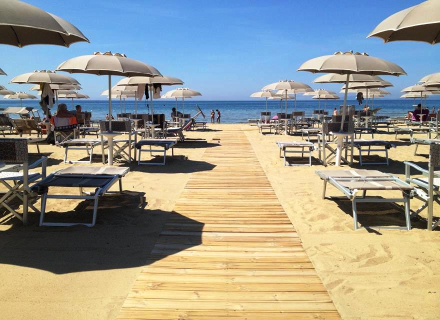Bagno Ultima Spiaggia – Follonica