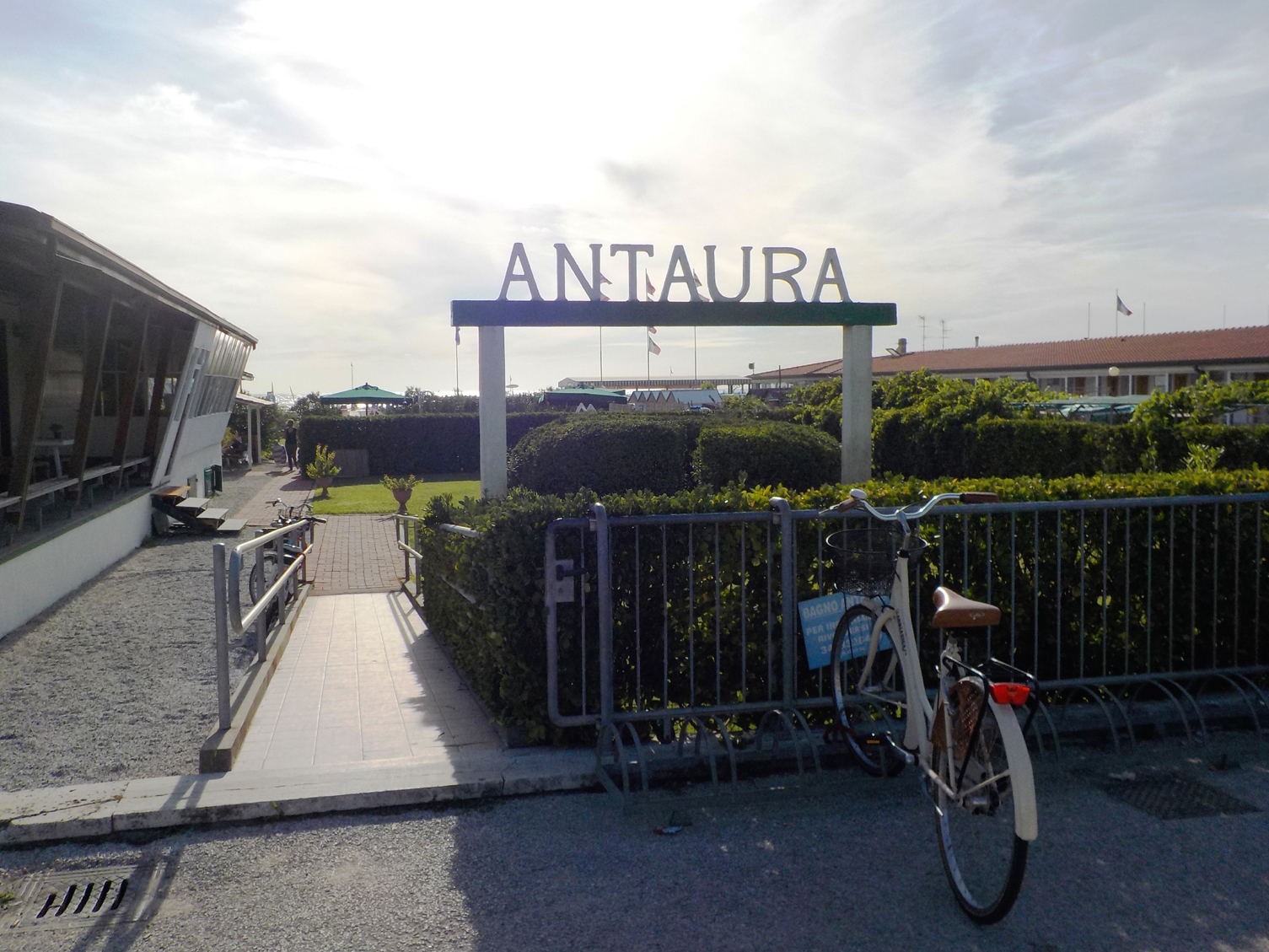Bagno antaura handy superabile - Bagno genova viareggio ...