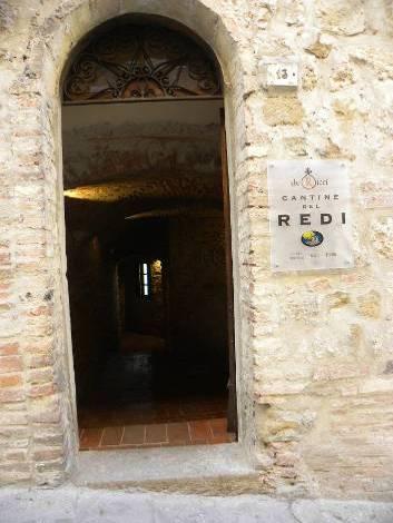 Guida turistica di montepulciano handy superabile for Meuble il riccio