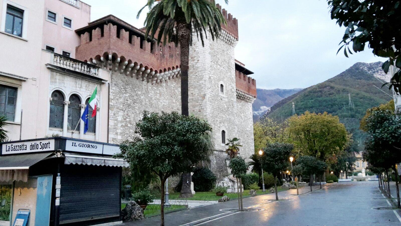 Guida turistica di Carrara