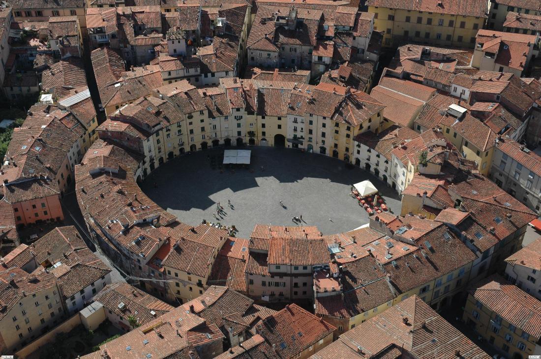 Guida turistica di Lucca
