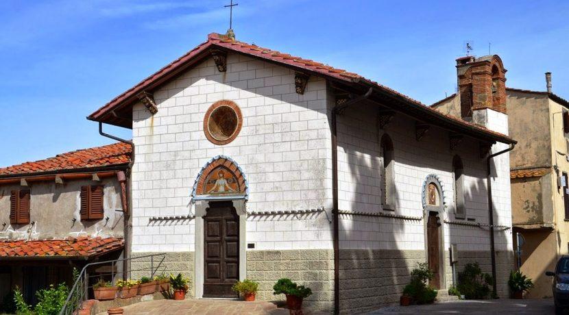 chiesa del ss crocifisso castagneto