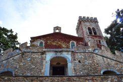 chiesa di san lorenzo castagneto2