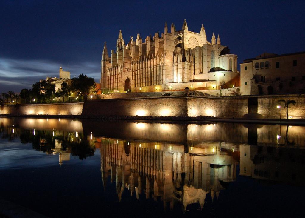 Escursione del castello di Bellver e del centro storico di Palma di Maiorca