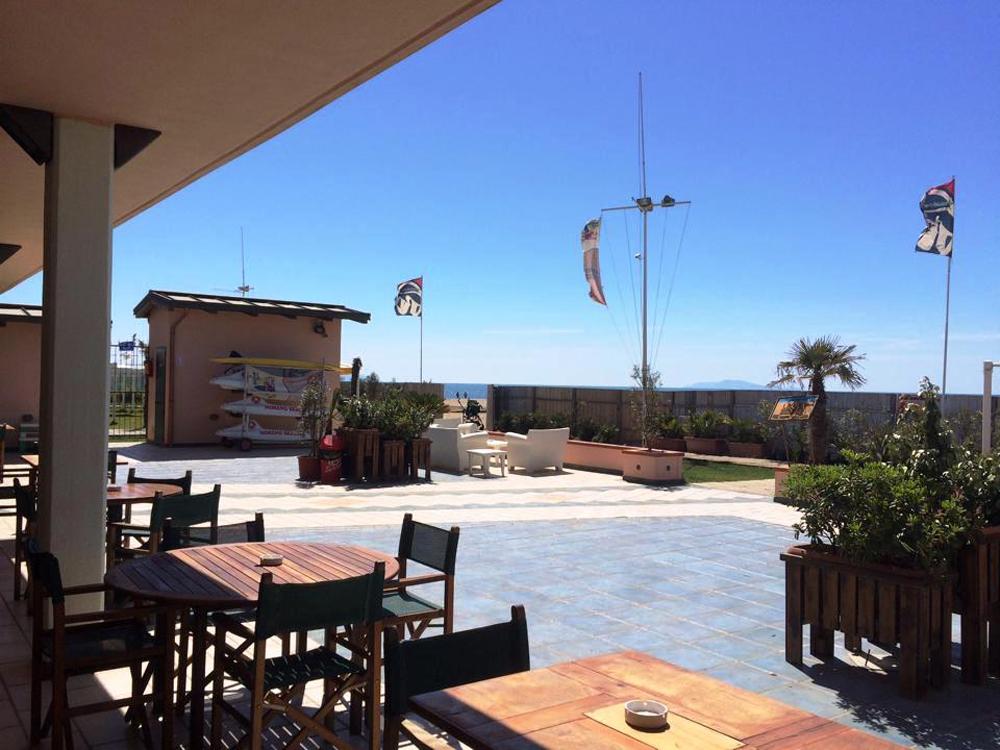 Bagno Moreno Beach