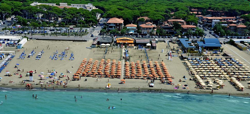 Bagno Pineta Beach