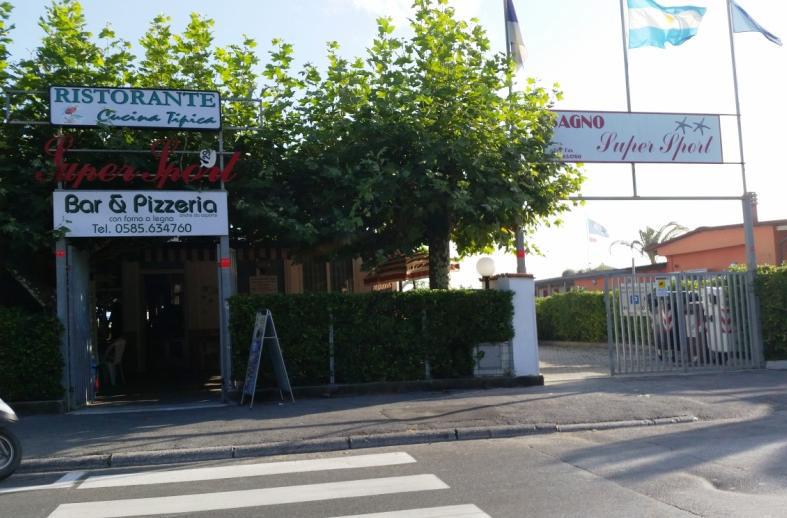 Bagno Supersport