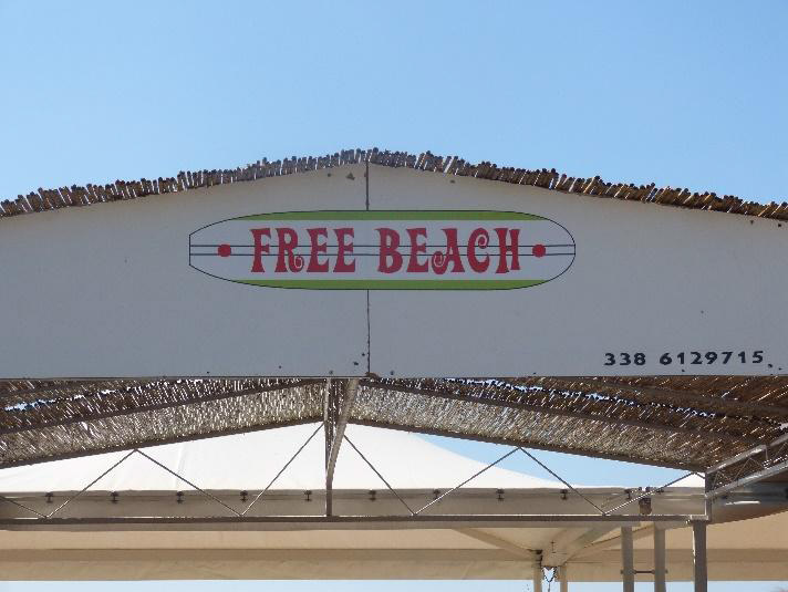 Bagno Free Beach