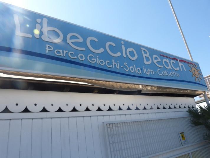 Bagno Libeccio Beach
