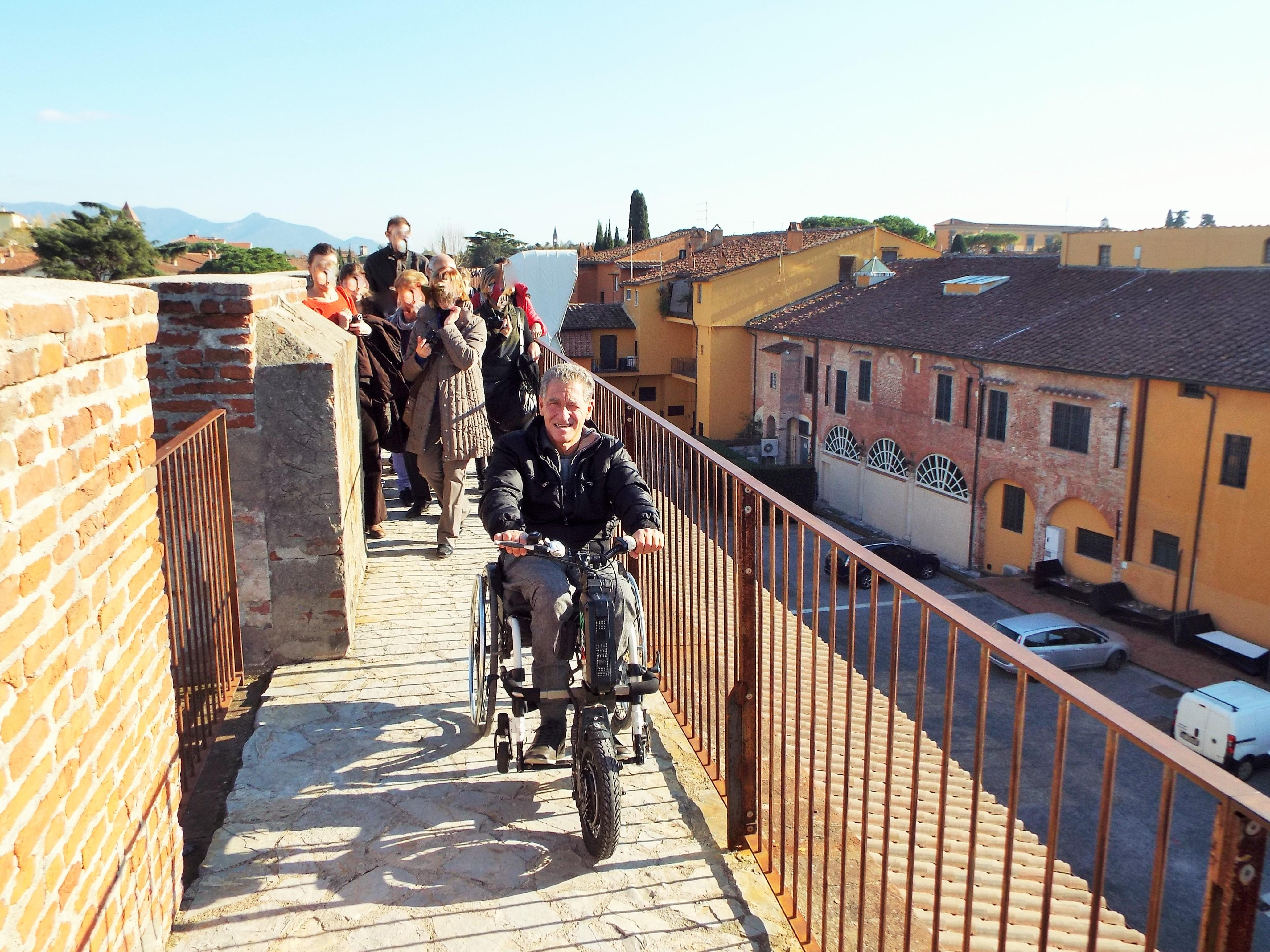 Guida Mura di Pisa