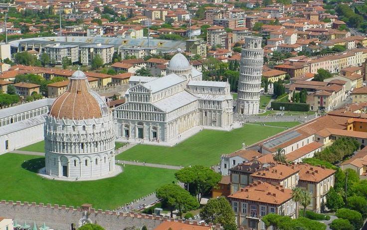 Guida turistica di Pisa