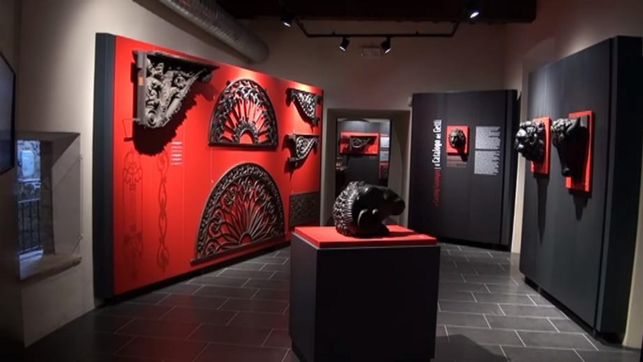 """Museo delle arti in ghisa nella maremma """"Magma"""""""