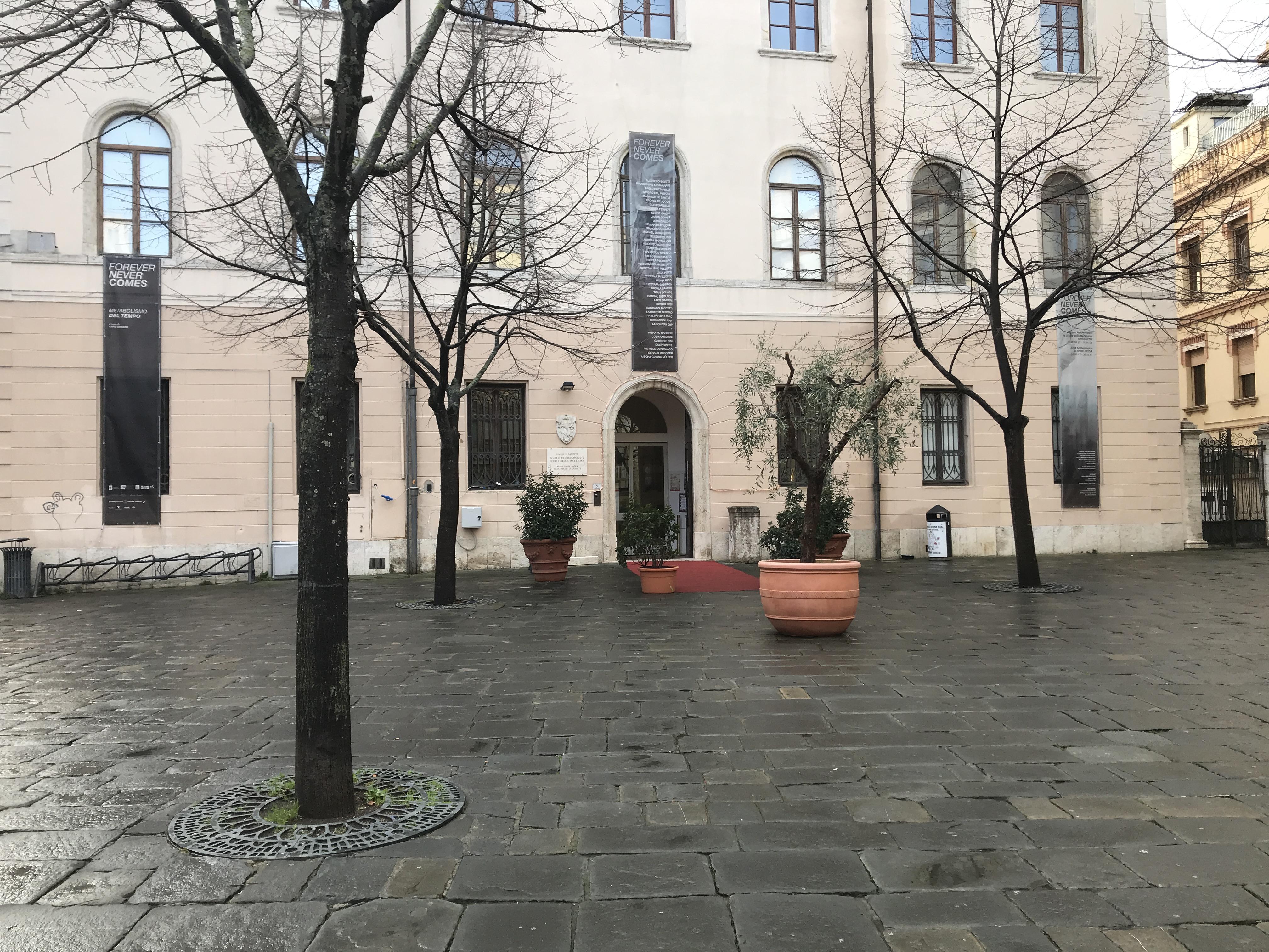 Museo Archeologico e d'Arte della Maremma Museo d'Arte Sacra della Diocesi di Grosseto