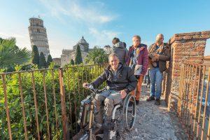TURISMO ACCESSIBILE ITINERARI ACCESSIBILI A PISA