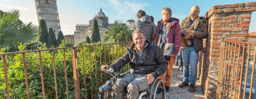TURISMO ACCESSIBILE PISA ITINERARI ACCESSIBILI