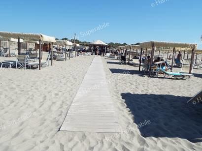 Bagno Oasi 1 Mare e Dune Marina di Vecchiano