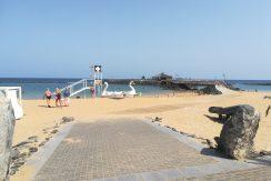 2 ingresso spiaggia Elba e passerella Chiringuito