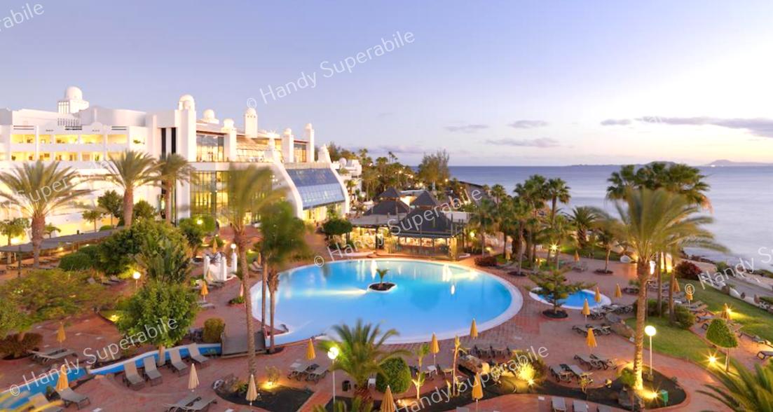 SEA HOTEL & RESORT H10 TIMANFAYA PALACE