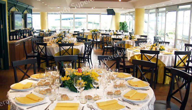 ristorante pisa san rossore ippodromo