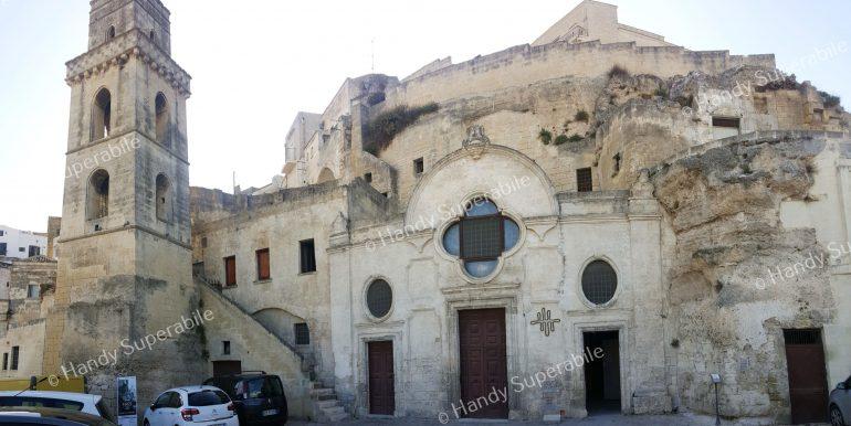 chiesa rupestre