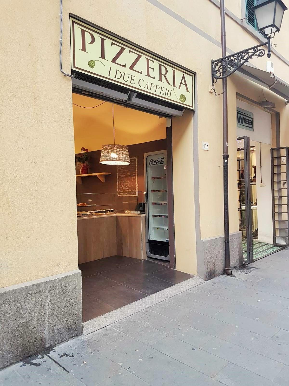PIZZERIA I 2 CAPPERI-PISA