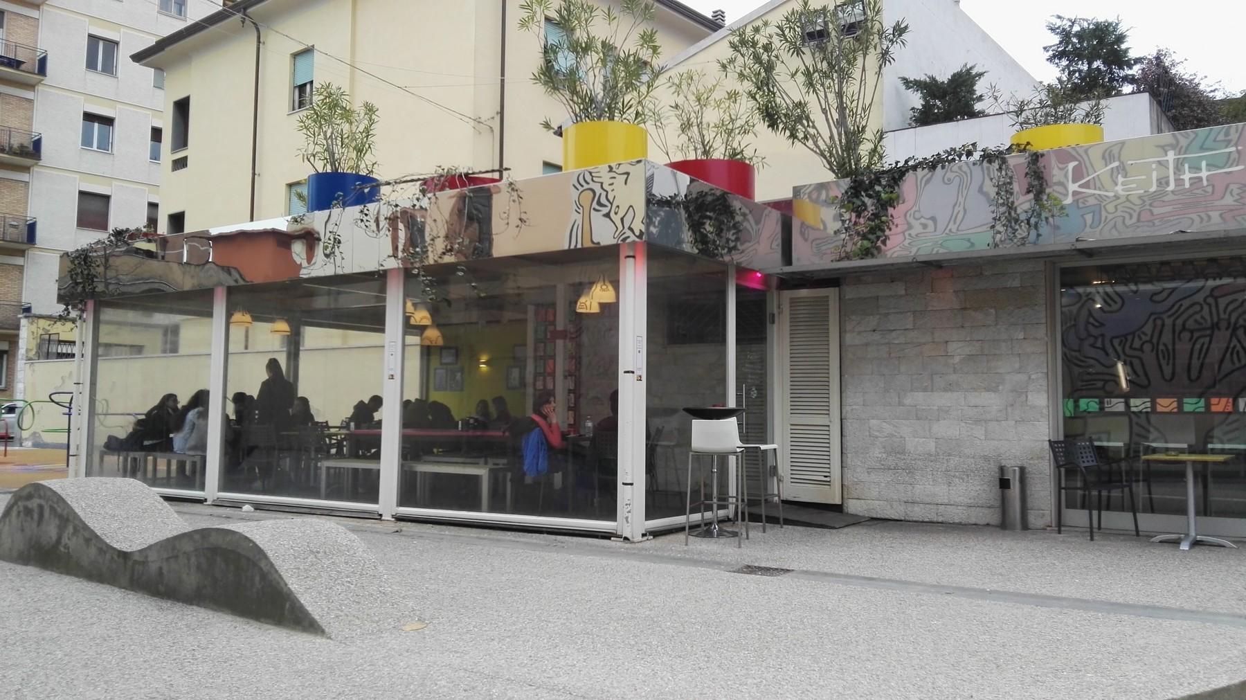BAR KEITH ART CAFE'-PISA