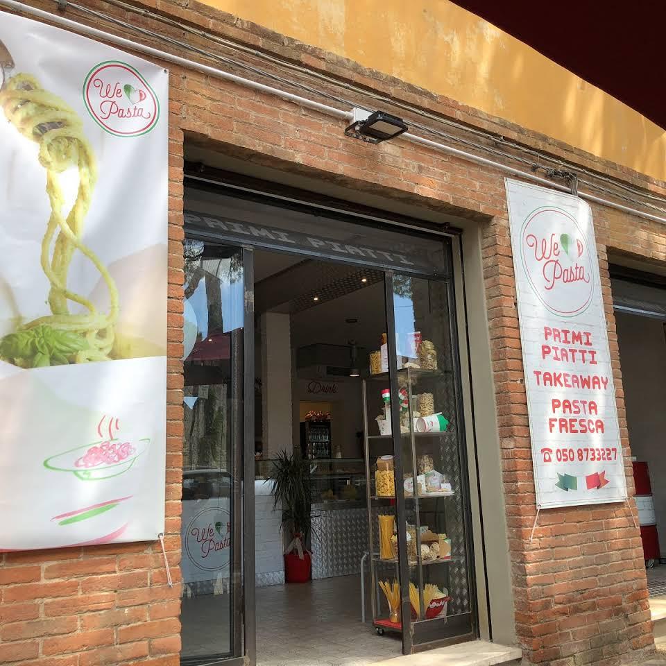 FAST FOOD WE LOVE PASTA – Pisa