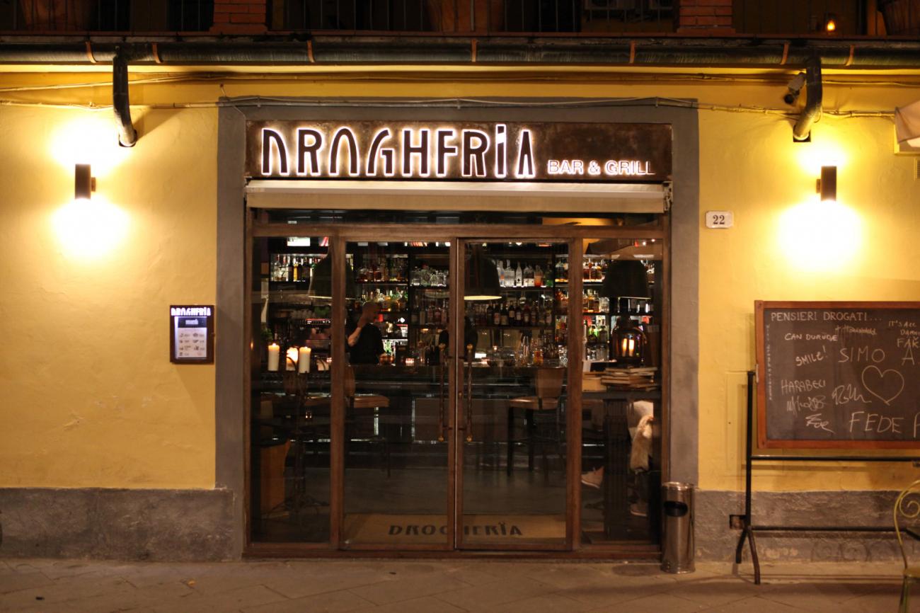 Drogheria Italian Hamburgheria