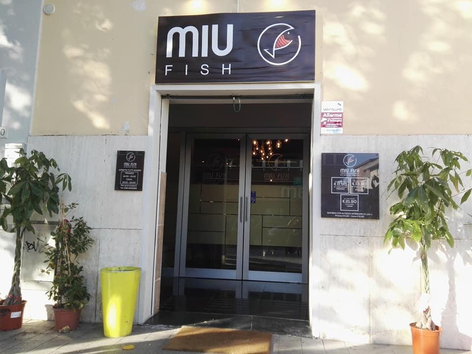 RISTORANTE MIU FISH – PISA